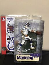 McFarlane NFL 4 - PEYTON MANNING rookie Figure - Indianapolis Colts