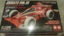 Tamiya 1/32 Mini 4WD Avante Mk.III Red Special MS Chassis Model 95425