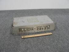 Fairchild Reverbertron II Model 659 Preamp Section