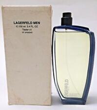 Lagerfeld Man Parfums Lagerfeld cologne Men 3.4oz EDT Spray Tester NoCap