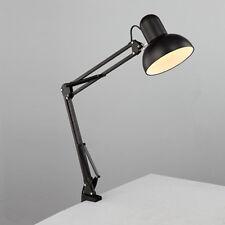 Adjustable Clip Table Lamp Bedside Desk Top Table Lights LED Bankers Desk Lamp