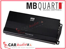 MB Quart NA2-500.5 Compact Nano petite voiture Audio Ampli Amplificateur 5 CH Channel bass