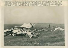 TT940 RP 1963 AIRPLANE CRASH ST PETERS MO DARENNE SHOOTING CLUB 4 KILLED
