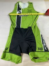 Borah teamwear womens tri triathlon suit XLarge XL (7754-20)