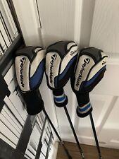 Taylor Made Jetspeed 3,4,6 Wood Golf Clubs