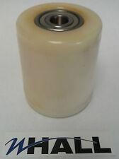 BT rolatruc L2000 L23 Nylon LHM230 TRANSPALETTE Charge Roller roue D17mm Roulements