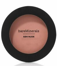 bareMinerals Gen Nude Pressed Powder Blush/Blusher  Matte  ON THE MAUVE 6g New