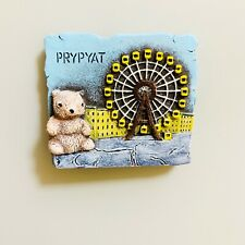 Cool Handmade Stalker Prypyat (Chernobyl) Fridge Magnet from polystone