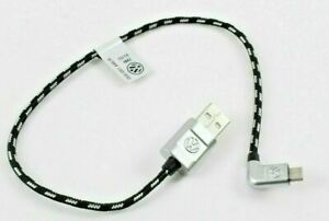 Genuine VW Volkswagen USB to Micro USB Charger Cable 000051446AN Android