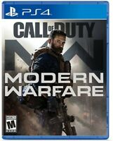 Call of Duty: Modern Warfare for PlayStation 4 [New Video Game] PS 4
