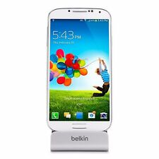Belkin Charge + Sync Dock for Samsung Galaxy S4 - F8M389QE