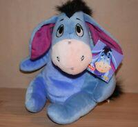 Disney Eeyore Winnie the Pooh Plush Soft Toy 2003 Mattel Vintage 26cm M08