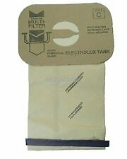 EnviroCare Vacuum Bags for Electrolux Canister - Style C - Generic (Bag of 12)