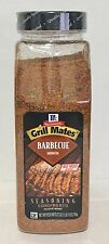27oz McCormick Grill Mates Barbecue Seasoning, NO MSG Added