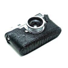 Leica M Case Ostrich PAW Patagonean  Case m3 m2 m4 m6 m7 MP