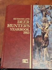 Outdoor Life Deer Hunter's Yearbook 1983,Very cool,lots of information and pics