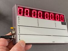 Denecke TS-1/2 timecode slate.