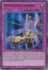 Dimension Sphinx (MVP1-EN023) - Ultra Rare - Near Mint - 1st Edition