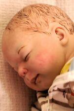 Reborn Doll Baby Big Boy Heath by Donna RuBert Was Heather Kit