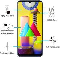 """Samsung Galaxy M30s 6.4"""" - vitre protection verre trempé film protecteur écran"""