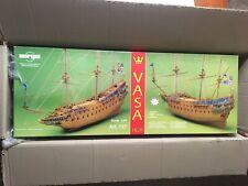 New ListingVasa 1628 - Sergal Mantua 1/60 Scale Unassembled Wooden Ship Kit#737