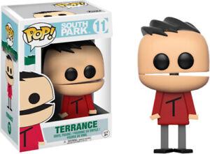 Funko #11 South Park - Terrance Pop! Vinyl Figure DAMAGED OUTER BOX