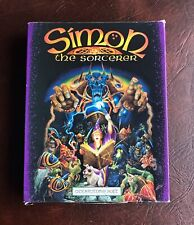 Simon the Sorcerer Retro 3.5 Floppy Disk Game