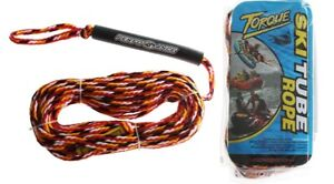 MULTI RIDER TUBE ROPE 1-3 PERSON TUBES TOW ROPE