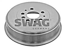 SWAG Rear Brake Drums PAIR x2 Fits VW Transporter Caravelle T4 Bus 701609617