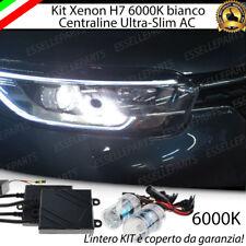 KIT XENON XENO H7 AC 6000k 35W SPECIFICO PER RENAULT KADJAR NO ERROR