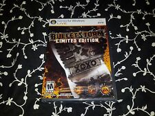 Bulletstorm Limited Edition (PC, 2011) BRAND NEW SEALED