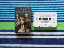 LOU REED WALK ON THE WILD SIDE AUSTRALIAN CASSETTE TAPE EXCELLENT COND BEST HITS