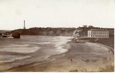 France, Biarritz, la villa Eugénie  Vintage albumen print,  Tirage albuminé