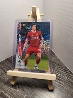 2019-20 Topps Chrome Champions League Speckle Trent Alexander-Arnold Liverpool🔥