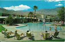 "Palm Springs California  ""Gene Autry's Melody Ranch (Ocotillo Lodge)""  Postcard"
