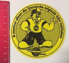 Aufkleber/Sticker: Originele TOBO Trekhaken (28051648)