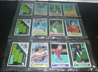 1979 Topps Baseball Rack Pack Lot Of 3 Unopened Sealed Possible Ozzie Smith RC