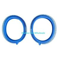 The Pool Cleaner Front Tire w/ Super Humps 2x Poolvergnuegen 896584000-143