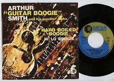 """Arthur SMITH Hard boiled boogie / Hi lo boogie FRENCH 7"""" w/PS MGM (1970) NMint"""