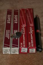 2x Rear shock absorbers for ESTATE Opel Rekord D E Carlton MK I II 1 2 Holden