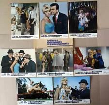 LES REVES EROTIQUES DE PAULA SCHULTZ - Sommers  JEUX A+B PHOTOS/2x8 FRENCH LOBBY
