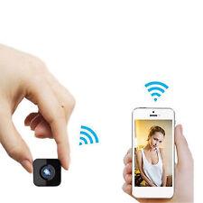 adfdc4db74 HD Mini Spy Camera Wireless WiFi 1080p Security Video Camcorder IP Night  Vision