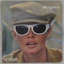 Brigitte Bardot 45 tours Le soleil 1968 Concert Hall