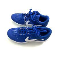 Nike Boys Baseball Cleats Size 5Y Alpha Huarache Varsity Low A07583-401