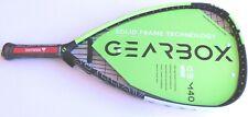 """GEARBOX M40 Racquetball Racquet - 165T Tear Drop Form 3 5/8""""   NEW"""