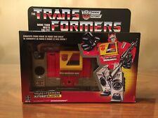 Hasbro Transformers G1 Autobot Blaster Reissue 2020 Walmart Exclusive New