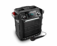 Ion Pathfinder II Rugged Bluetooth Portable Speaker - Red