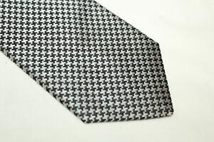 EGON VON FURSTENBERG Silk tie Made in Italy F16609