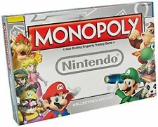 Board Game Nintendo Monopoly - 247TOYS019 Winning Moves