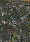 HANGER LANE HA0 NW10 W5. Alperton Sports Ground Hanger Hill Park 2000 old map